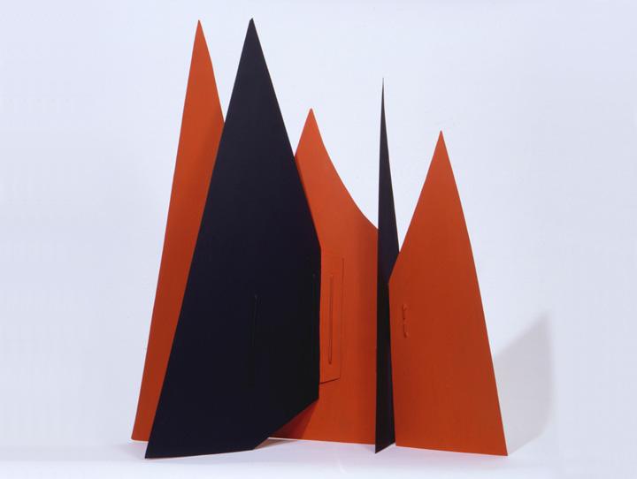 Alexander Calder: Cinq (View 2)