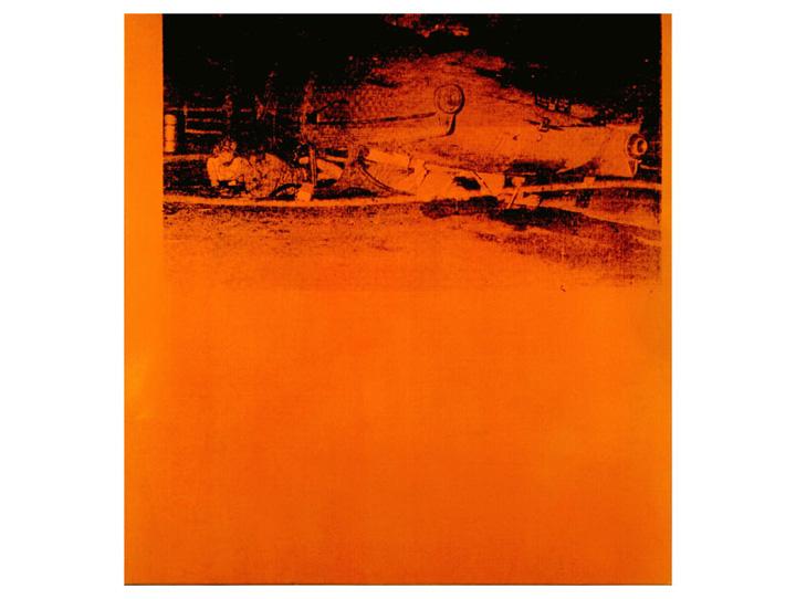 Andy Warhol: Five Deaths