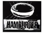 Andy Warhol: Hamburger c1985-86