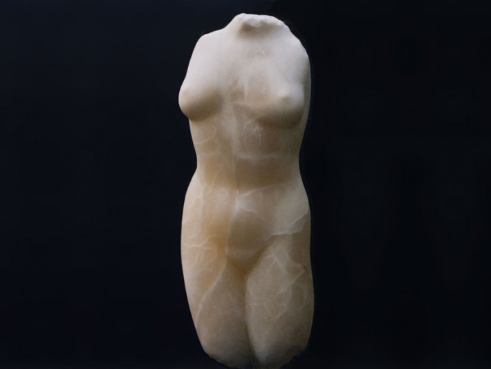 Anita Huffington Moonlight Alabaster