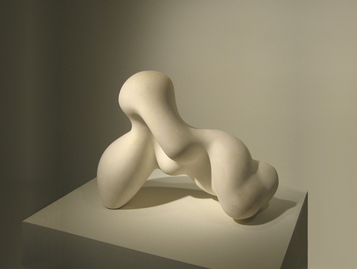 Hans Jean Arp: Crouching