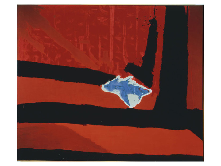 Robert Motherwell: Untitled c1967