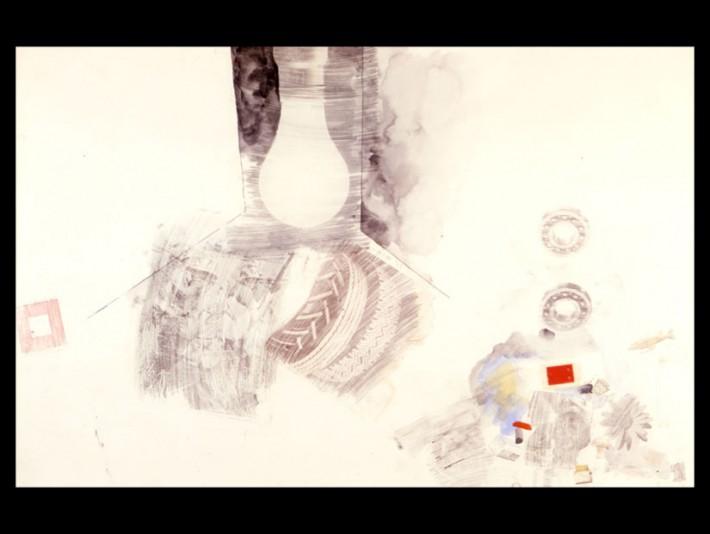 Robert Rauschenberg: Backer