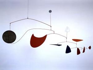 Alexander Calder Gong