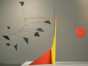 Alexander Calder Pic Jaune
