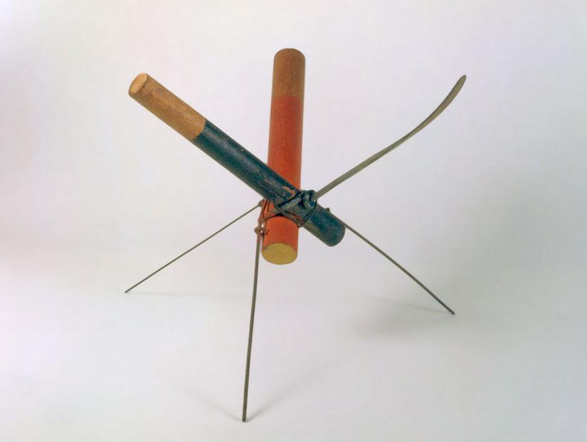 Alexander Calder Pipe Cleaner