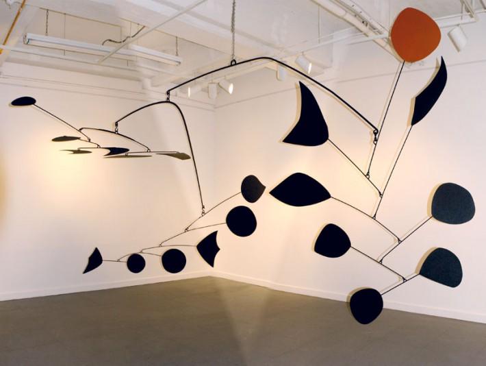 Alexander Calder Rouge Triumphant 3