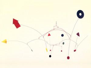 Alexander Calder Untitled -c1937
