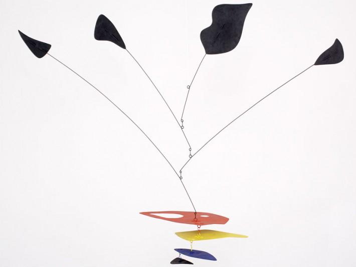 Alexander Calder Untitled 1948 Mobile