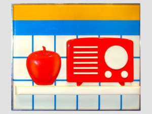 Tom Wesselmann: Still Life Number 54