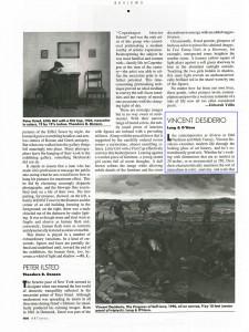 Art News, February, 1991