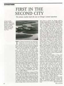 Art & Auction, July/August 1990