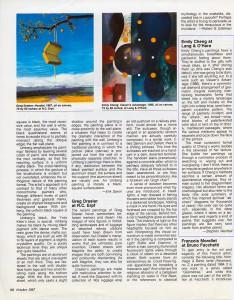 Art in America, October, 1987