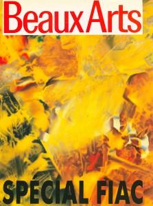 Beaux Arts, FIAC, 1989