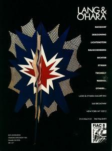 FIAC, 1989