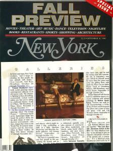 New York Magazine, September 10, 1990