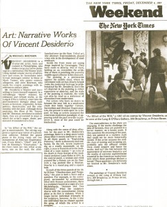 New York Times, December 4, 1987