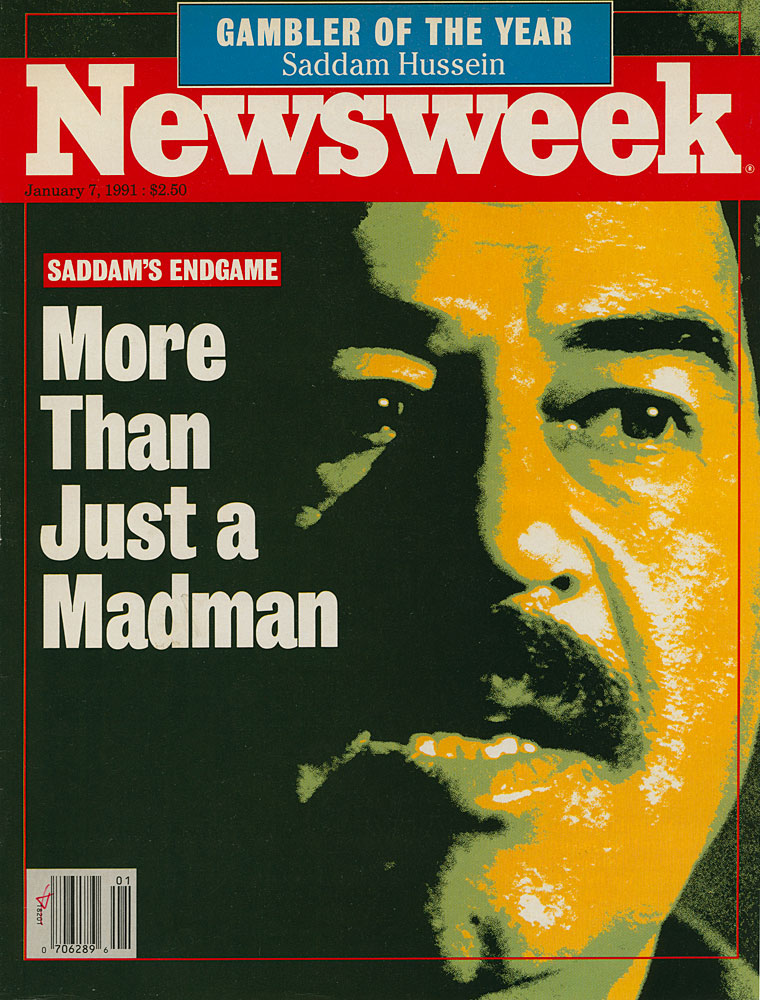 Newsweek, January 7, 1991