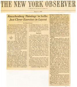 The New York Observer, March 5, 1990
